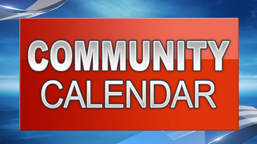 Community Calendar Logo